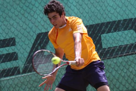 Determined: Mohammed Forsi (Torbay Open)