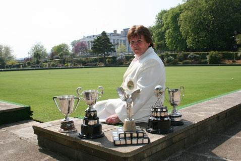 Trophy Haul: Jenny Corps (Torbay Country Club, Devon)